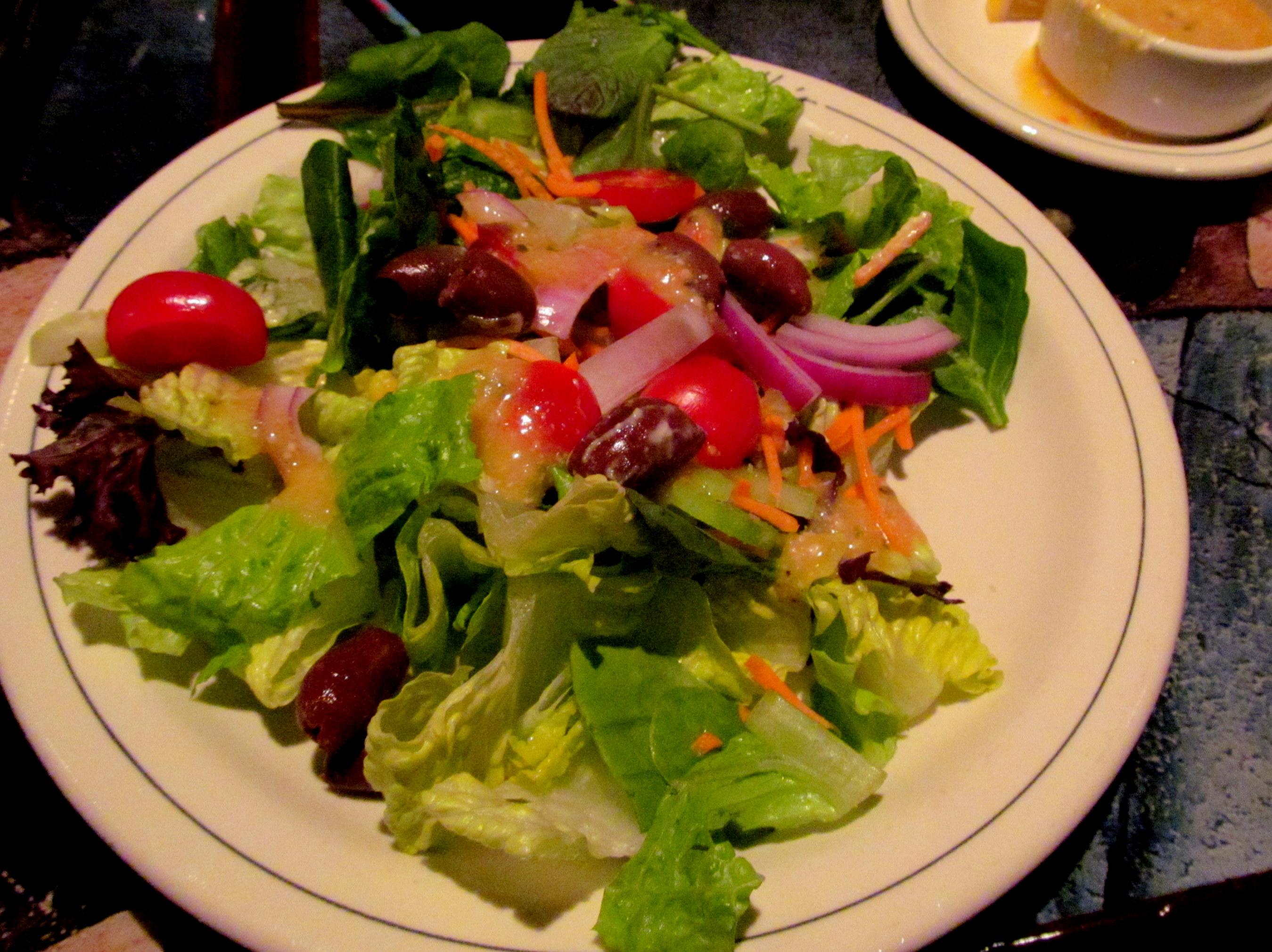Vegan Food At Carrabba S
